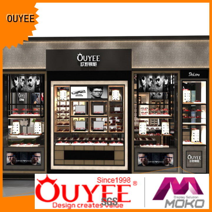 hot-sale optical display cases highly-rated for supplier OUYEE