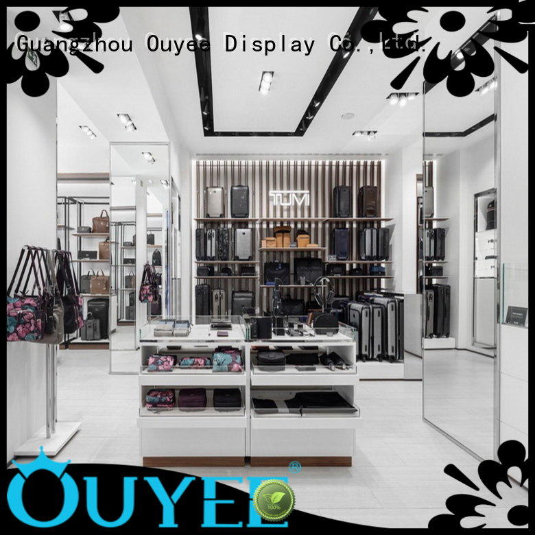 OUYEE Brand furniture interior custom shoe cabinet furniture