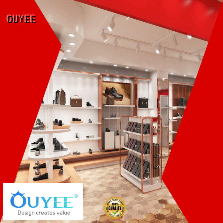 low cost wooden shoe shelf funky at discount for business