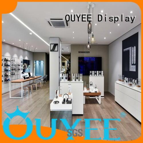 displays phone repair kiosk design OUYEE company