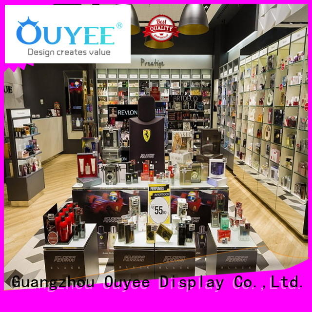 OUYEE chic design perfume display ideas by bulk for decoration