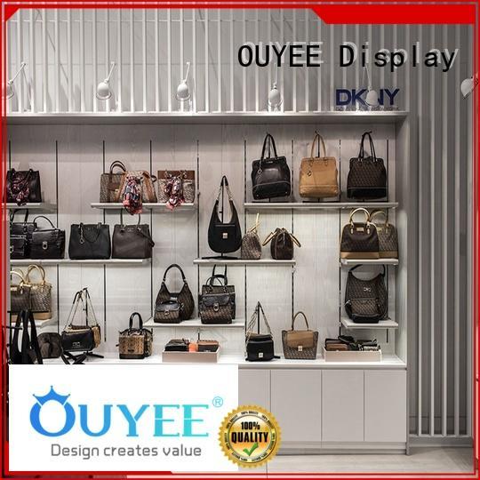 shoe cabinet furniture interior modern OUYEE Brand wooden shoe rack designs