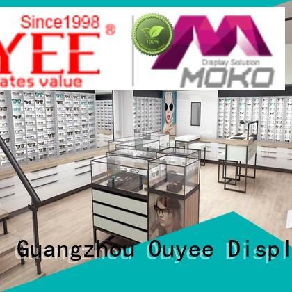 OUYEE custom optical frame boards for wholesale for chain shop