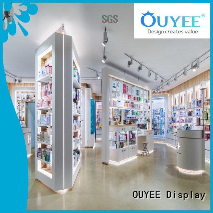 durable pharmacy shelving units fast installation for shop