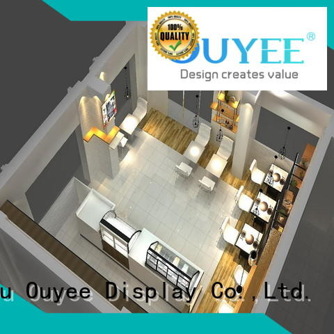 eye-catching modern cafe interior design at discount for bar