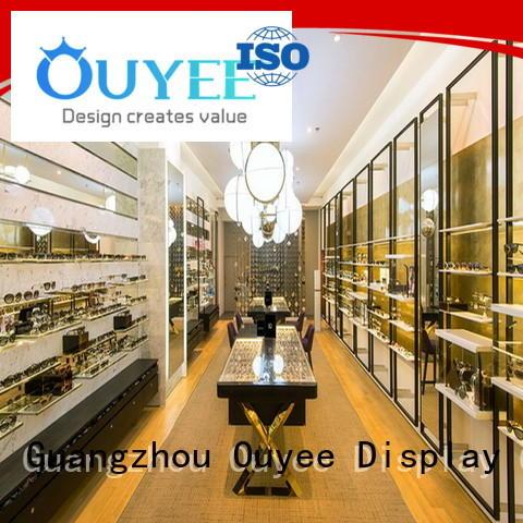 units shop eyeglass display stand OUYEE Brand