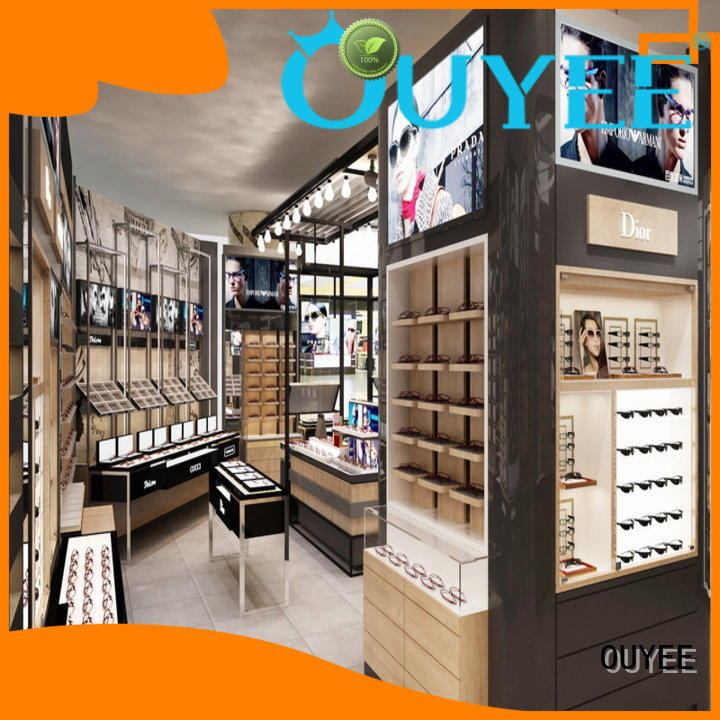 optical display units high quality for store OUYEE
