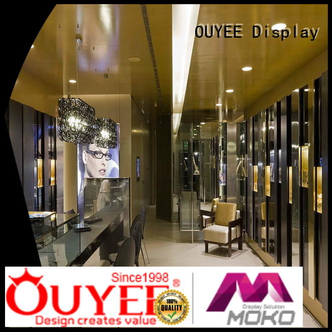 Hot eyeglass display stand displays OUYEE Brand