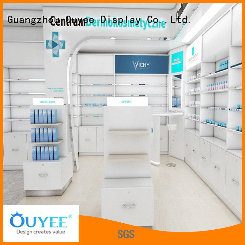 on-sale medical shop counter fast delivery for hospital OUYEE