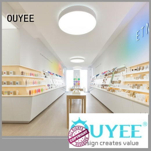 OUYEE universal makeup display case top brand for wholesale
