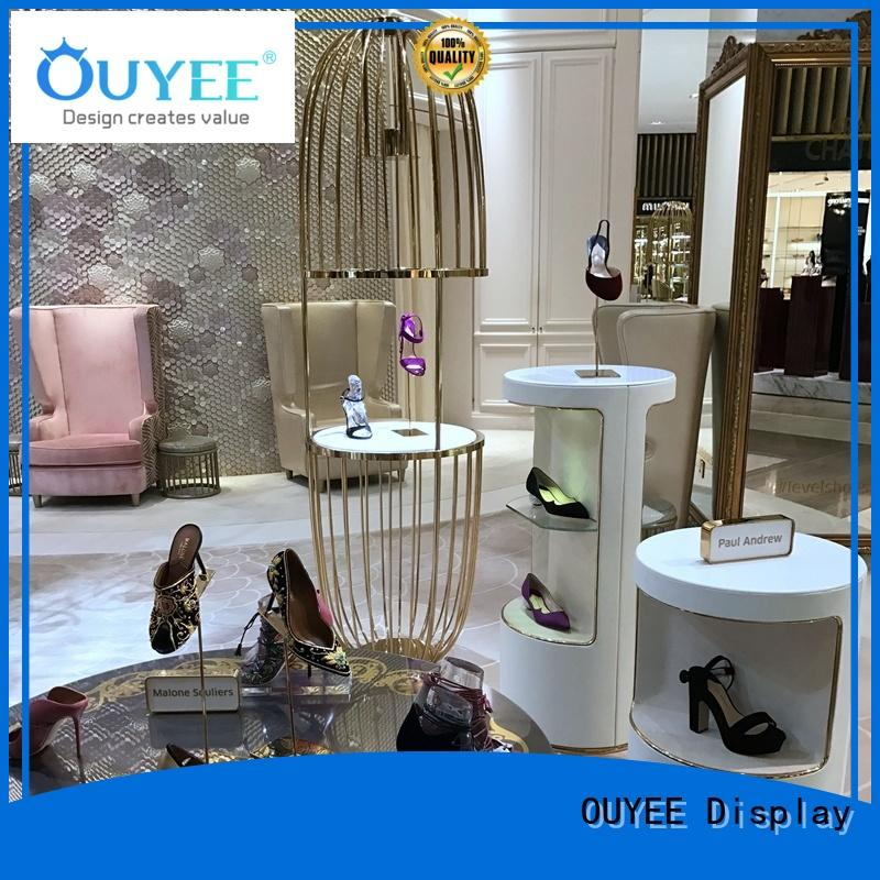 high-end shoe rack design ideas at discount for business OUYEE