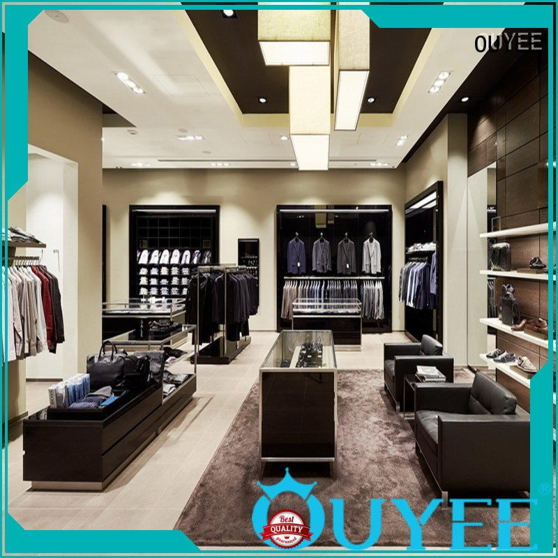 ladies clothes clothing shelves garments OUYEE Brand