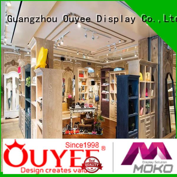 Ladies Clothing Store Decoration OY-GSD011