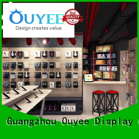 Quality OUYEE Brand repair phone electronic shop display