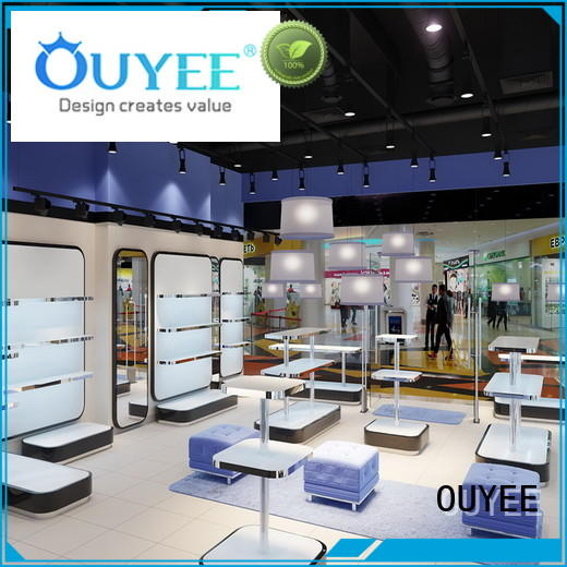 one-stop shoe stand design chic popular for chain shop