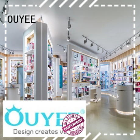 OUYEE durable pharmacy furniture fast delivery for store