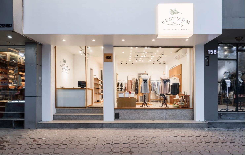 Retail Ladies Garment Shop Interior Design OY-GSD019-1