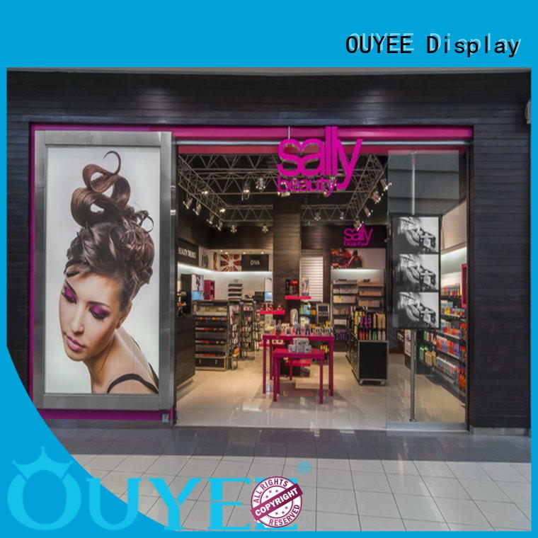 beauty makeup display at discount for wholesale OUYEE