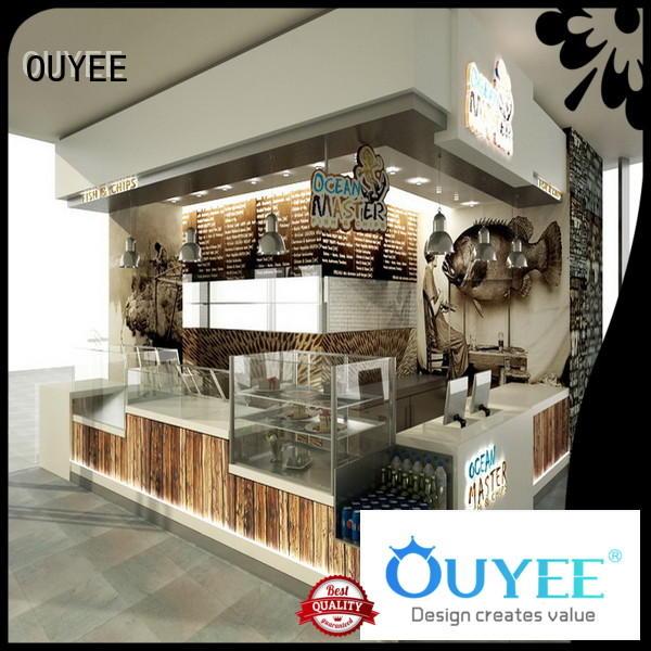 decor ideas coffee shop design cafe OUYEE Brand company