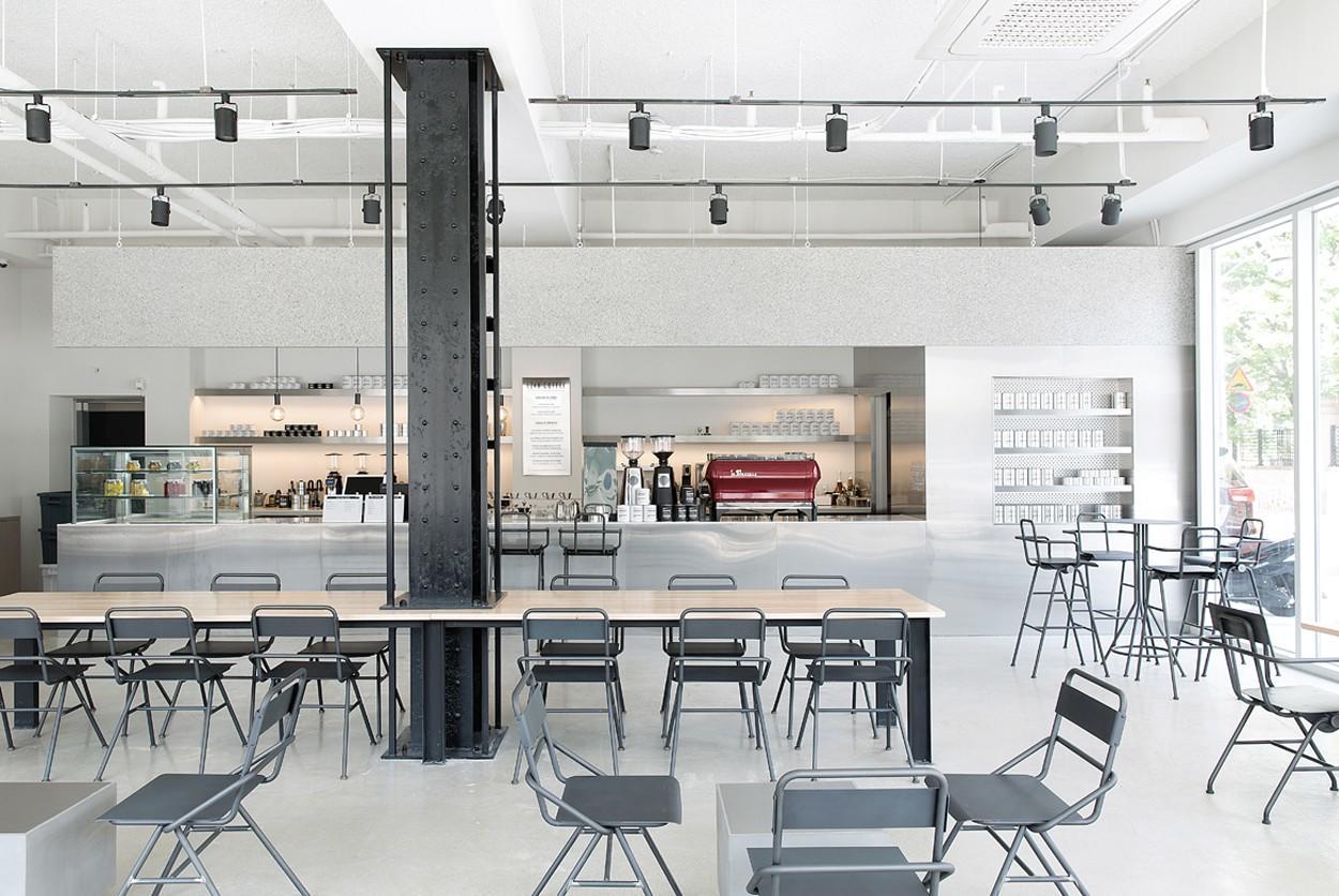 OUYEE coffee shop decor ideas bulk production for club-3