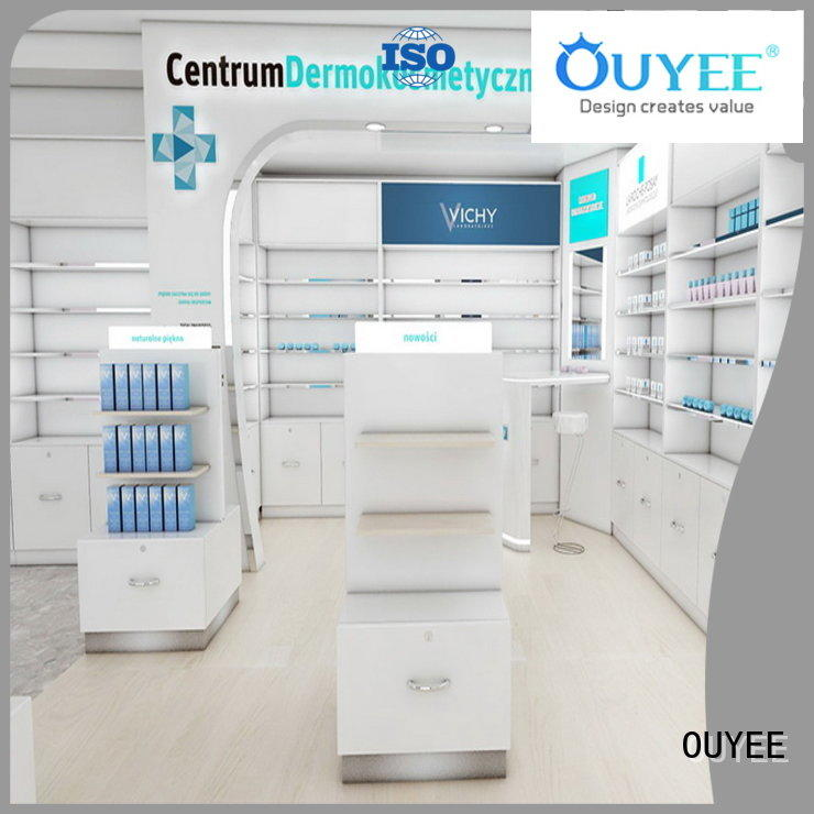 OUYEE top selling medical store design fast installation for hospital