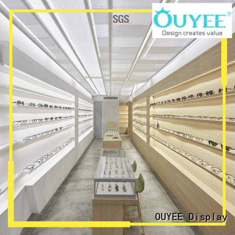 OUYEE high quality used optical display cabinets highly-rated for supplier
