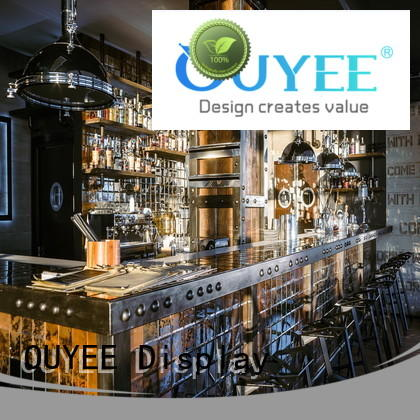 OUYEE small cafe design ideas at discount for bar