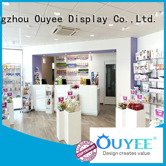 OUYEE durable pharmacy design companies on-sale for medicine