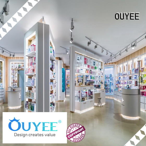 Hot pharmacy counter design designs OUYEE Brand