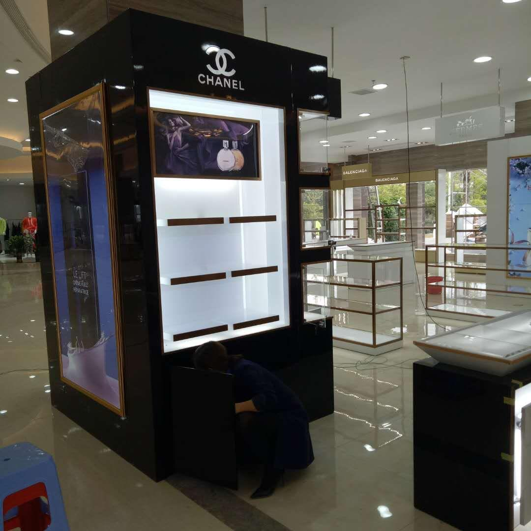 high-quality perfume display stand at discount for store-2
