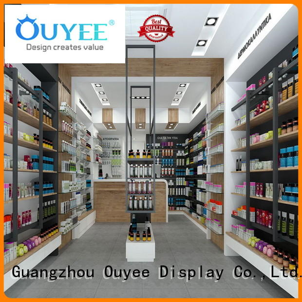 at discount medical shop counter design modern free delivery for medicine