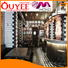 restaurant interior commercial coffee shop design OUYEE Brand