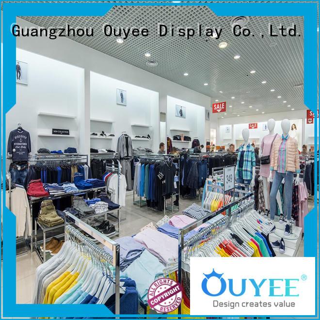 Custom Shop Design Ideas for Clothing OY-GSD018