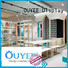 baby interior boutique clothing display racks cabinet counter OUYEE Brand