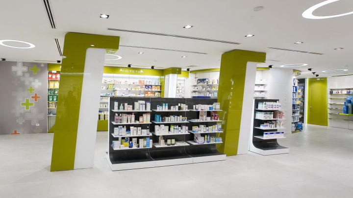 OUYEE on-sale pharmacy design fast delivery for display-1
