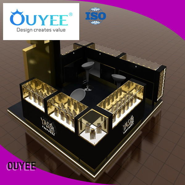 store counter cabinet perfume stand OUYEE Brand company