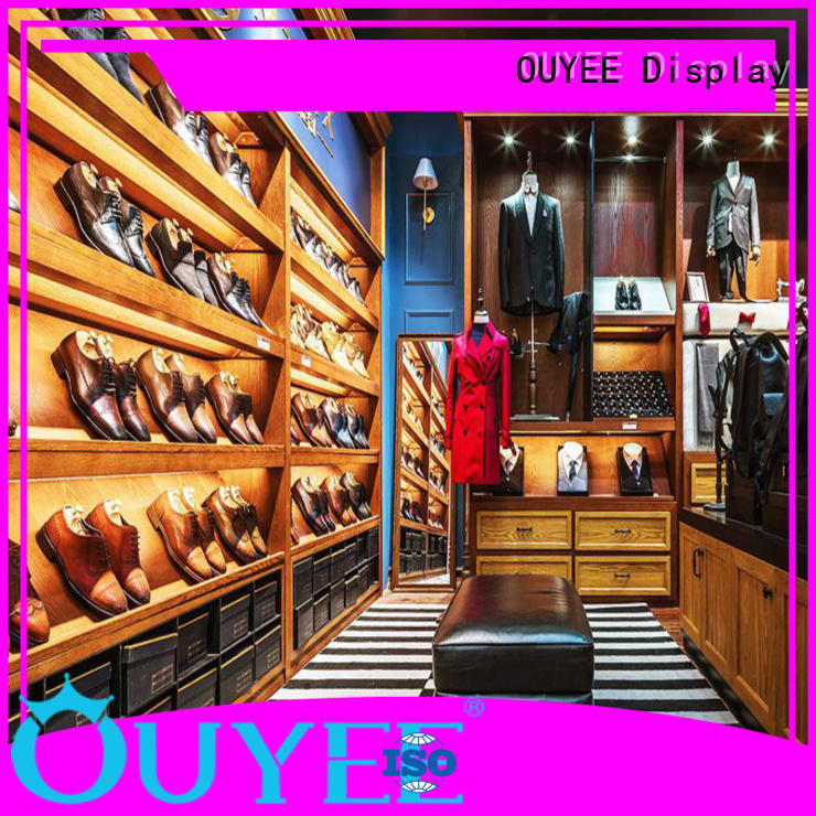 popular shop clothes rack high quality universal for garment display