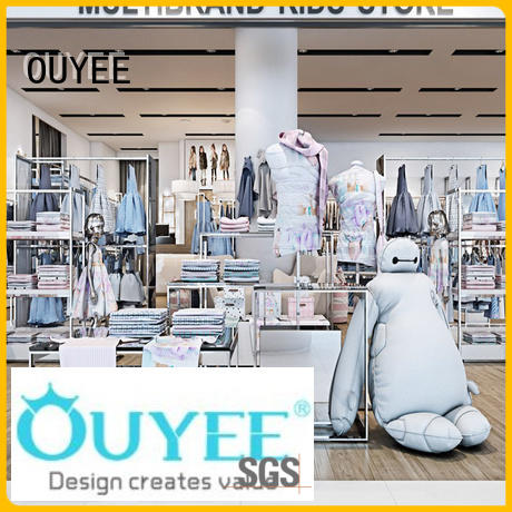 boutique clothing display racks design garments ideas clothing shelves manufacture