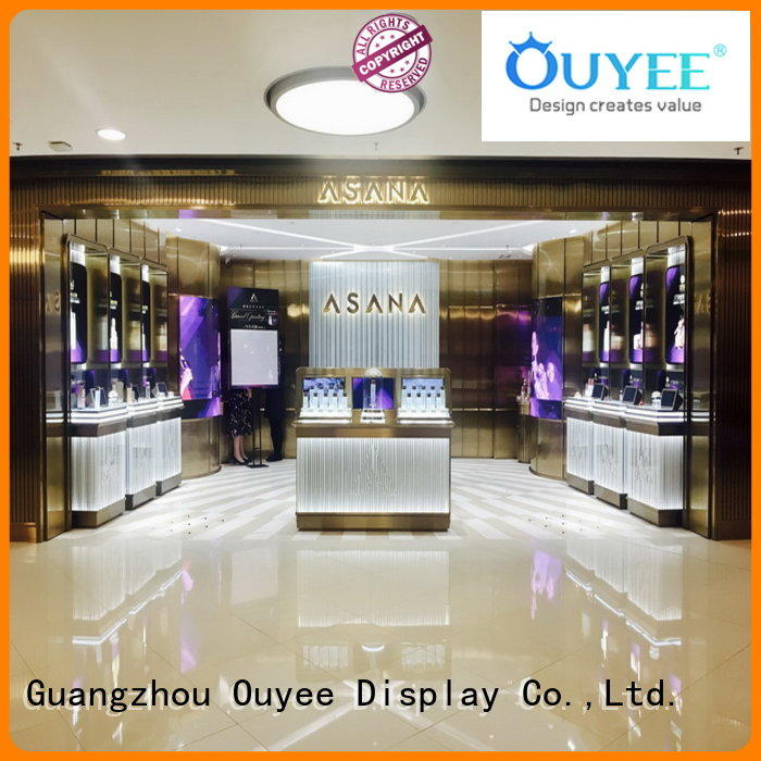 vanity display stand cosmetics newest for wholesale OUYEE