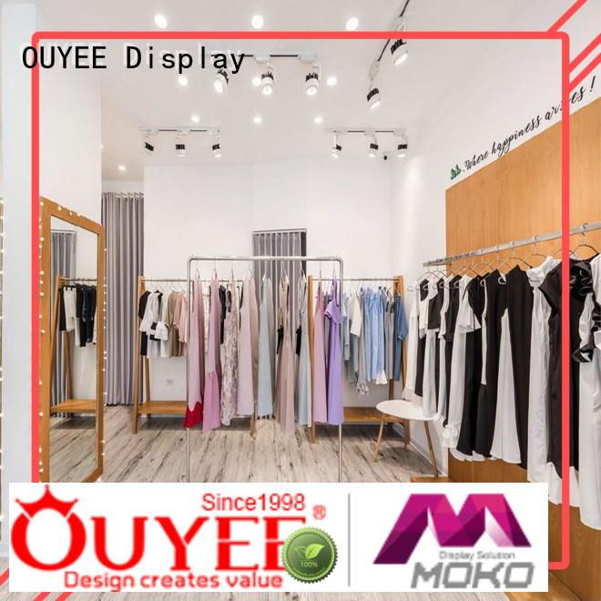 Retail Ladies Garment Shop Interior Design OY-GSD019