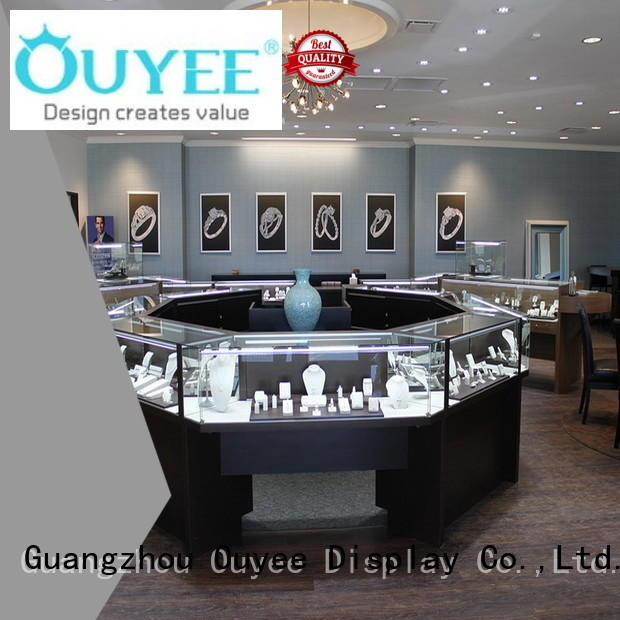 custom jewellery display stands wholesale OBM for store OUYEE