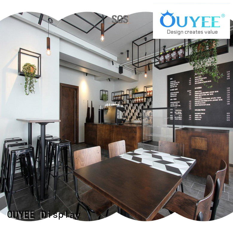 coffee shop display counters on-sale for furniture OUYEE