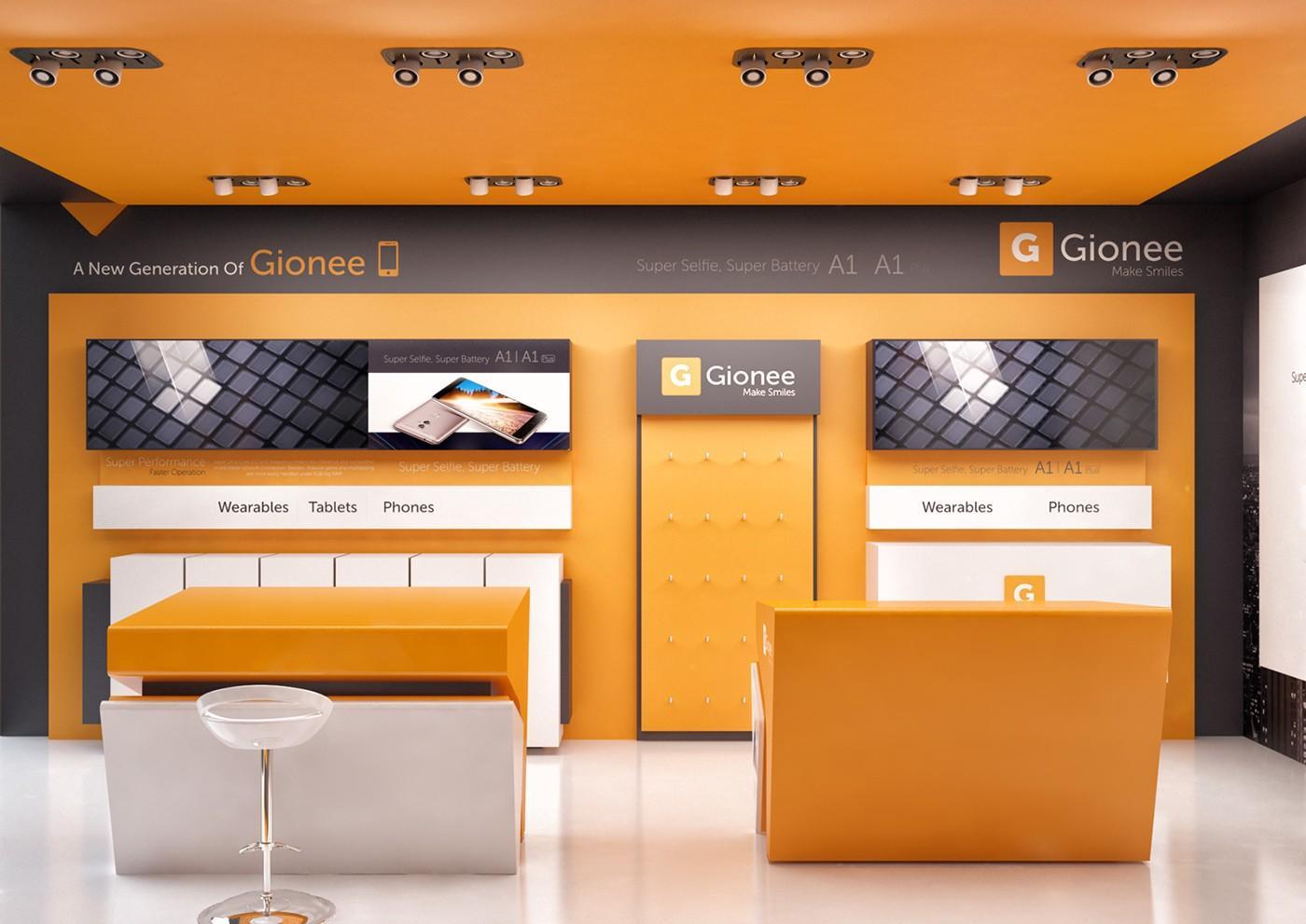 OUYEE high quality mobile shop decoration bulk production for decoration-2