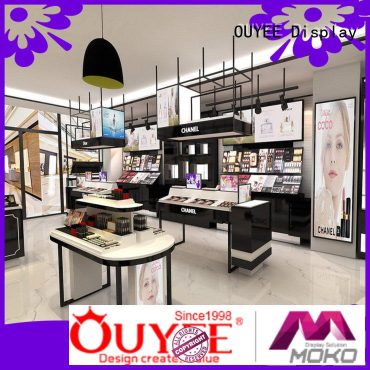 beauty cosmetic display high-end for wholesale
