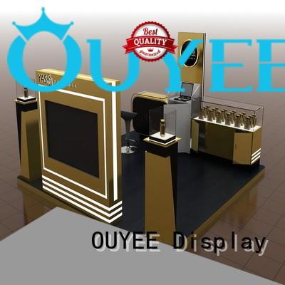 OUYEE custom perfume wall shelf by bulk for store