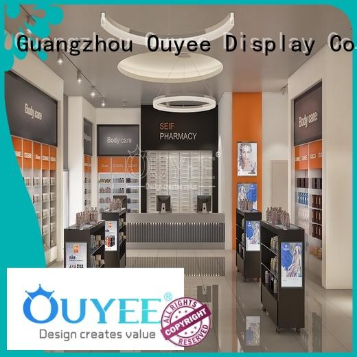 OUYEE Brand units shop retail pharmacy counter
