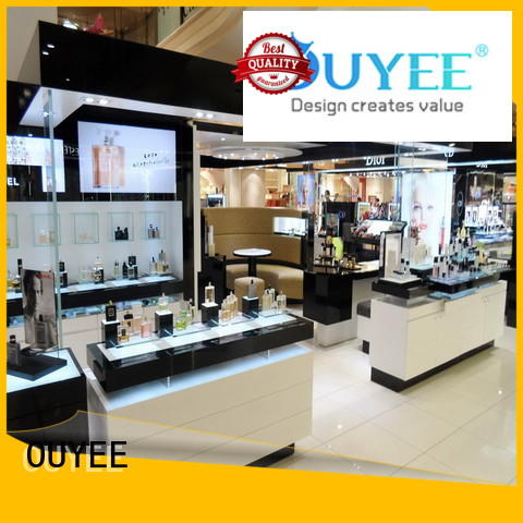 OUYEE one-stop makeup racks high-end for decoration