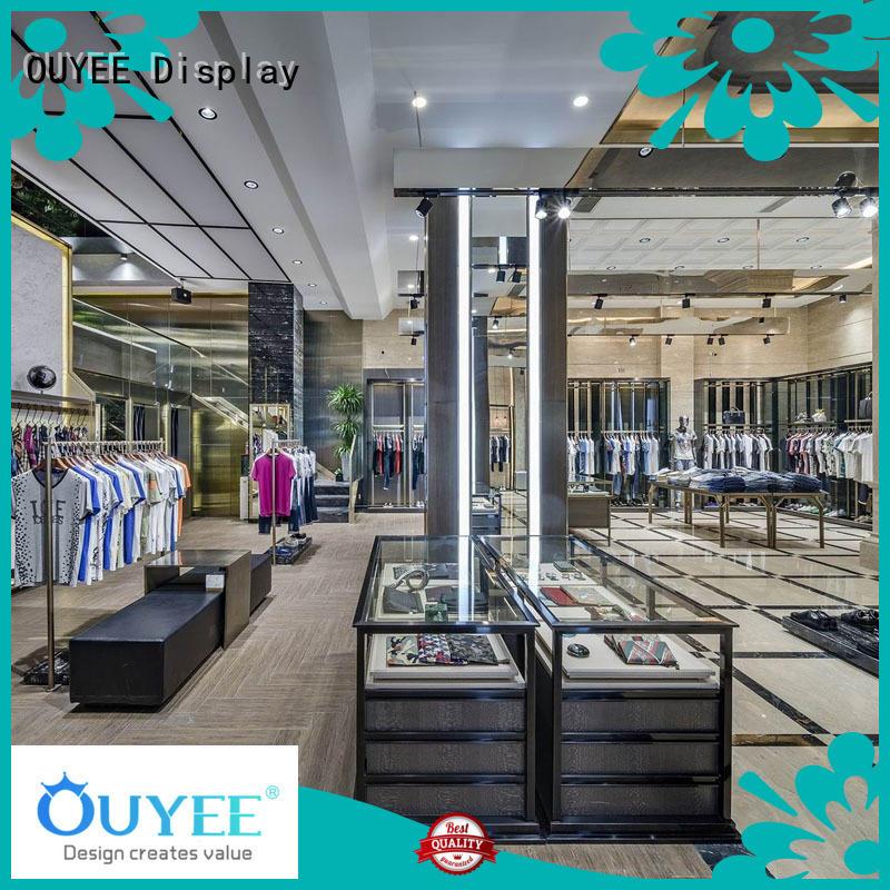 kids clothing shelves lingerie OUYEE company