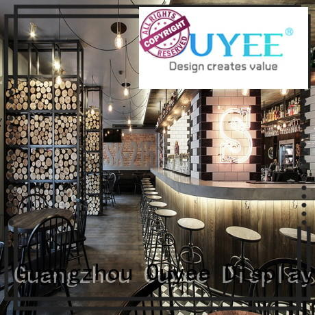 OUYEE best design shop design layout cheapest price for club