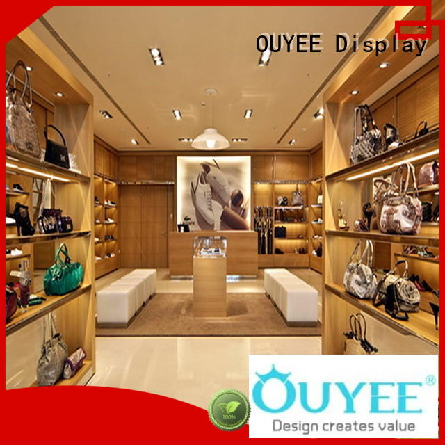 OUYEE high-quality shoe and boot rack at discount for chain shop